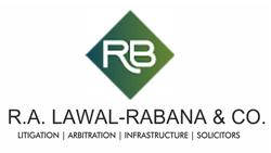 R.A. Lawal-Rabana & Co Logo